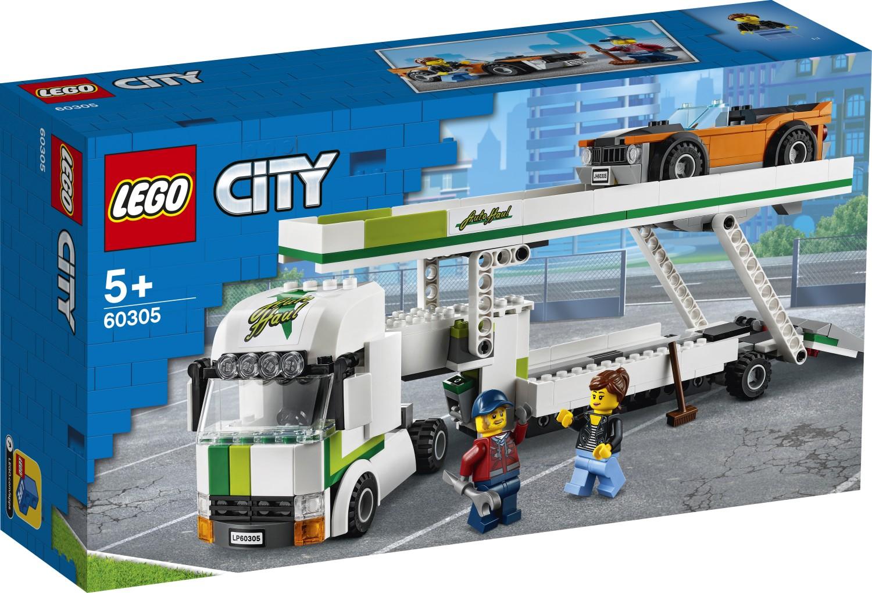 LEGO City 60305 Autotransporter (1)