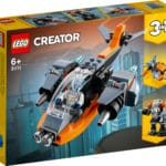 LEGO Creator 31111 Cyber Drohne (1)