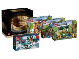 LEGO Dezember 2020 Neuheiten
