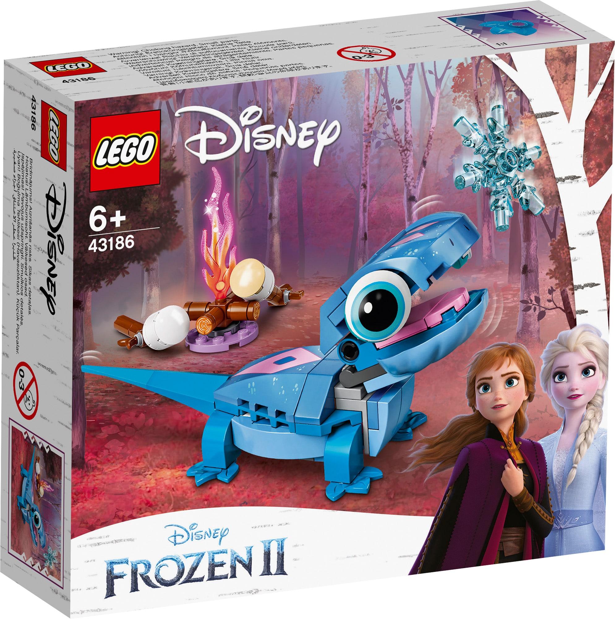 LEGO Disney 43186 Salamander Bruni (2)