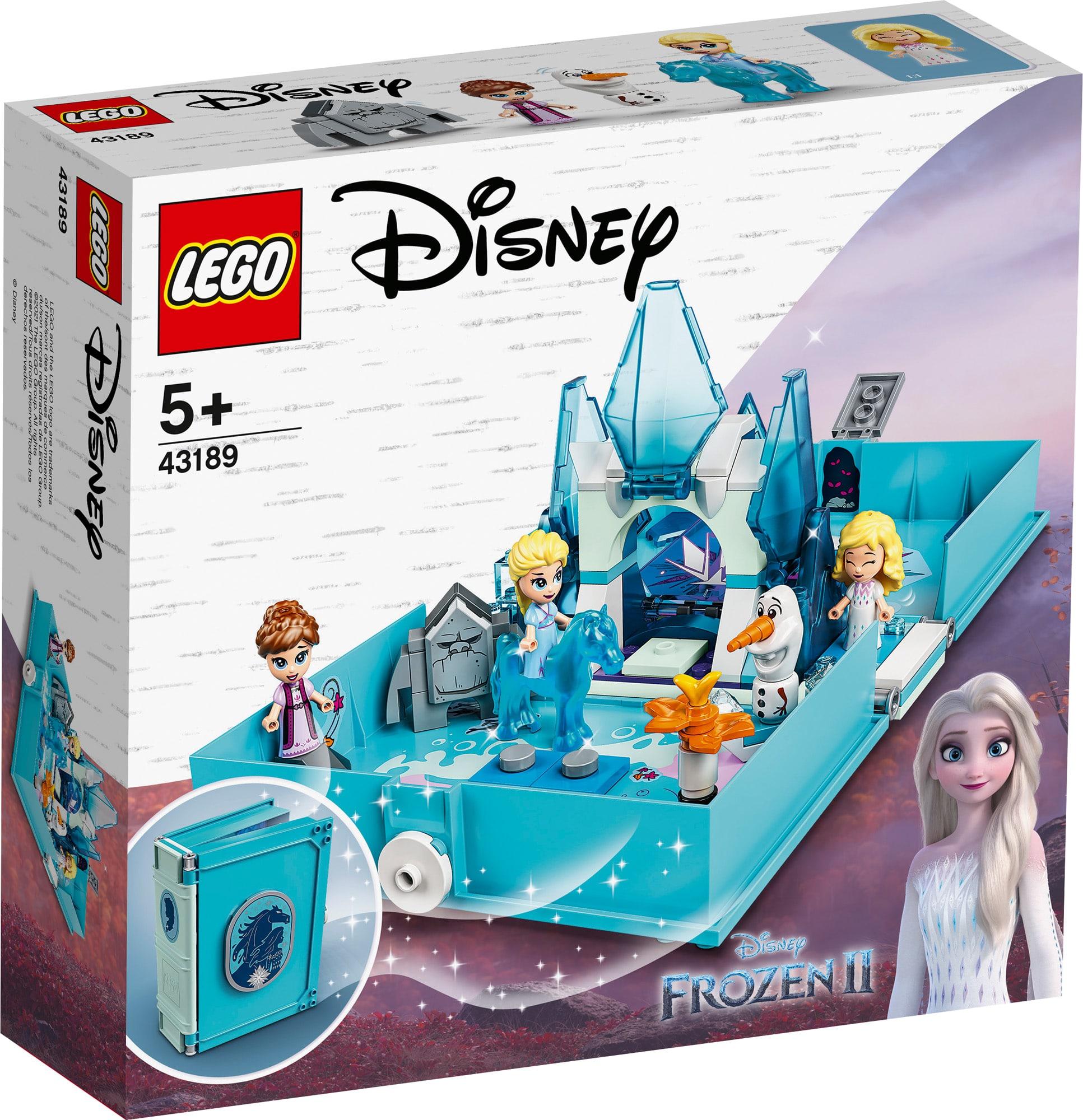 LEGO Disney 43189 Elsas Märchenbuch (1)
