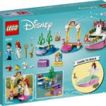 LEGO Disney 43191 Arielles Festtagsboot (3)