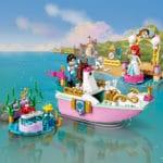 LEGO Disney 43191 Arielles Festtagsboot (6)