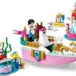 LEGO Disney 43191 Arielles Festtagsboot (7)