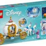 LEGO Disney 43192 Cinderellas Königliche Kutsche (3)