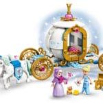 LEGO Disney 43192 Cinderellas Königliche Kutsche (7)