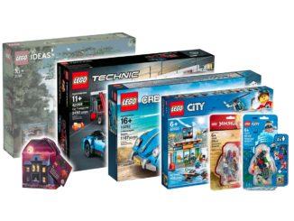 LEGO Einstellung In Kürze Dezember 2020