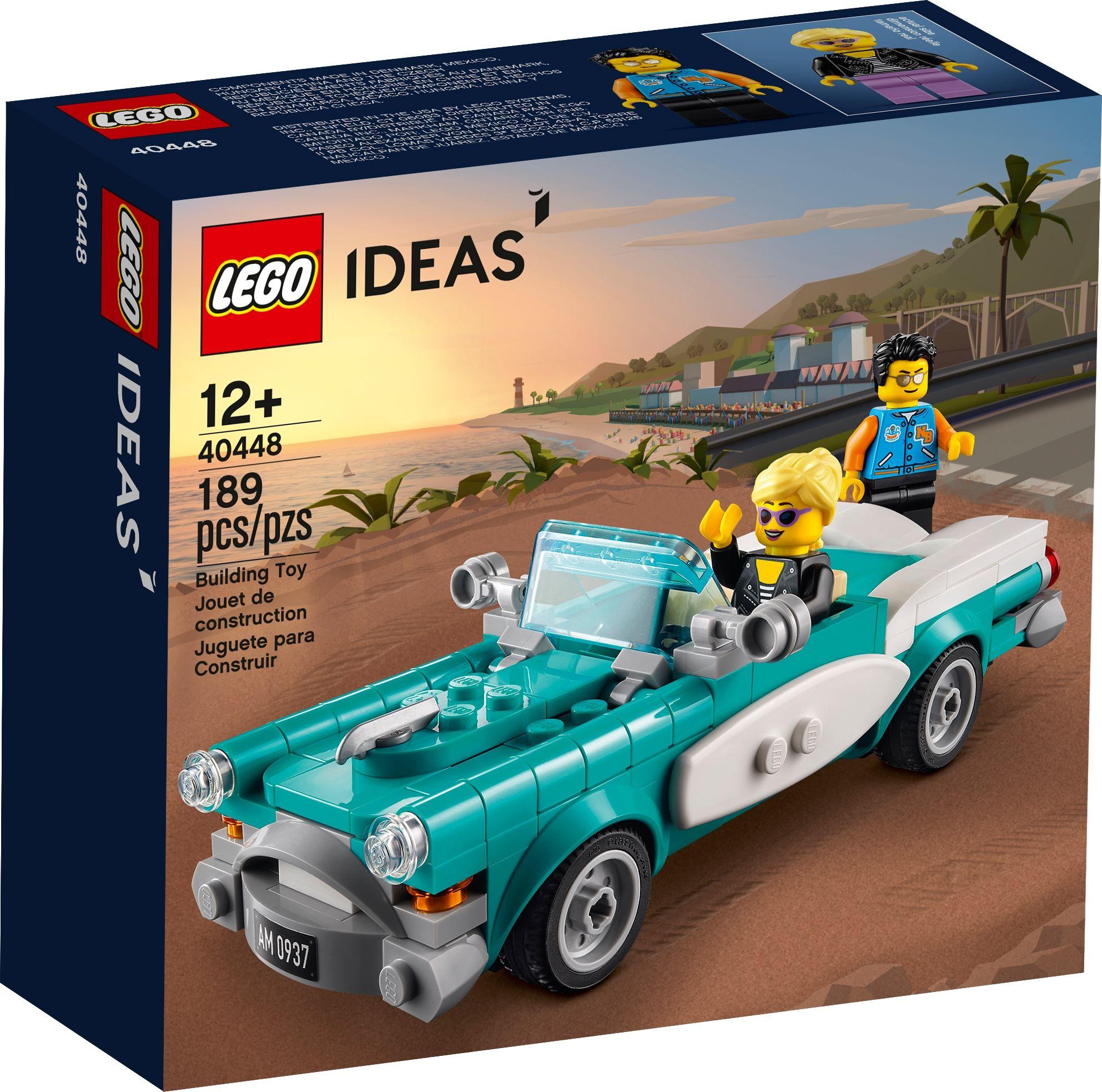 LEGO Ideas 40448 Oldtimer Vintage Car 1