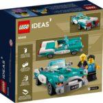 LEGO Ideas 40448 Oldtimer Vintage Car 2