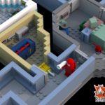 LEGO Ideas Among Us Skeld Map (12)