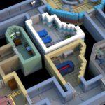 LEGO Ideas Among Us Skeld Map (13)
