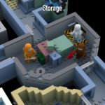 LEGO Ideas Among Us Skeld Map (4)