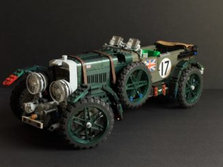 LEGO Ideas Bentley Blower (1)