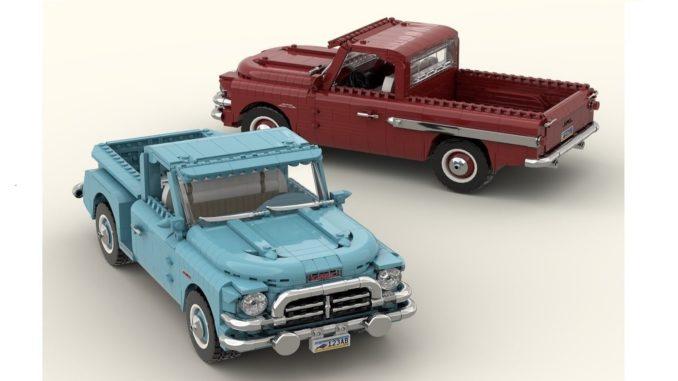 LEGO Ideas Gmc Blue Chip 1957 (16)