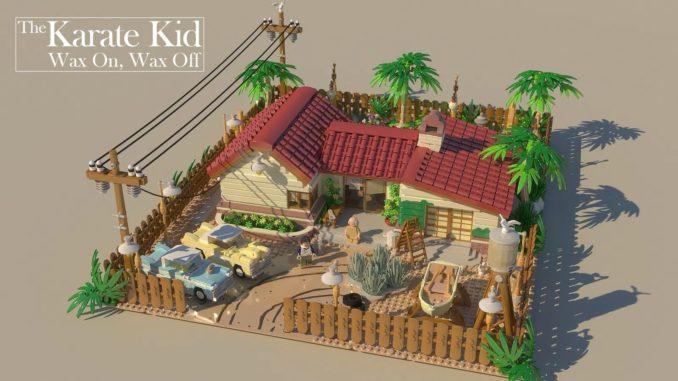 LEGO Ideas Karate Kid (1)