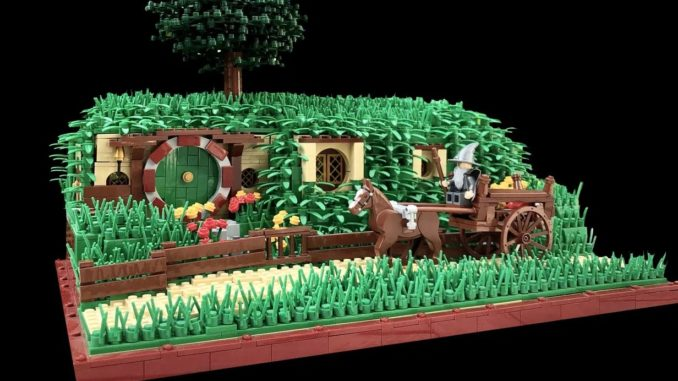 LEGO Ideas The Shire (14)