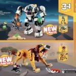 LEGO Katalog 2021 Neue Sets 1