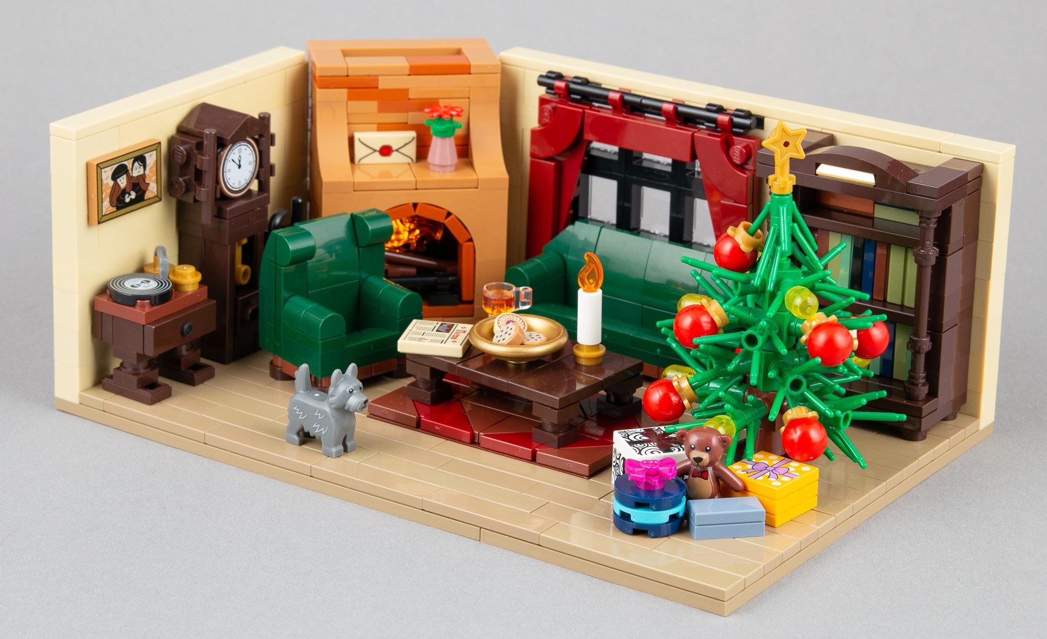 LEGO Moc Weihnachten