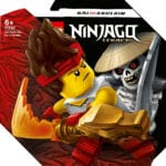 LEGO Ninjago 71730 Battle Set Kai Vs Skulkin (2)
