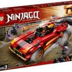 LEGO Ninjago 71737 X 1 Ninja Supercar (1)