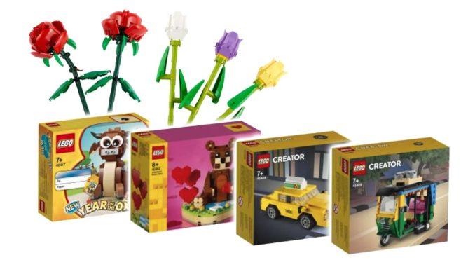 LEGO Seasonal Exklusiv Titel