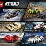 LEGO Speed Champions 2021 Katalog