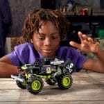 LEGO Technic 42118 Monster Jam Grave Digger (11)