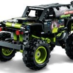 LEGO Technic 42118 Monster Jam Grave Digger (5)