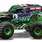 LEGO Technic 42118 Monster Jam Grave Digger (8)