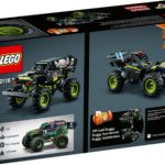 LEGO Technic 42118 Monster Jam Grave Digger (9)