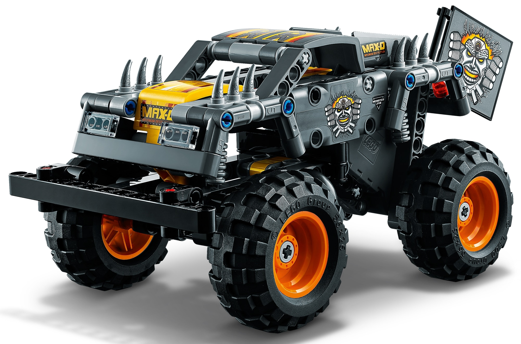 LEGO Technic 42119 Monster Jam Max D (5)