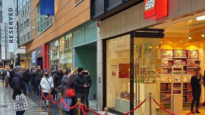 LEGO Store Hannover Eröffnung