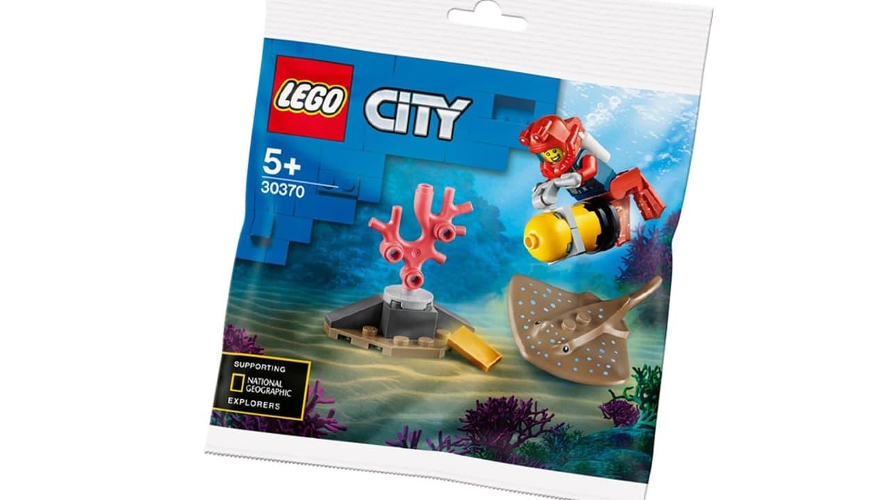Stonewars Adventskalender LEGO 30370