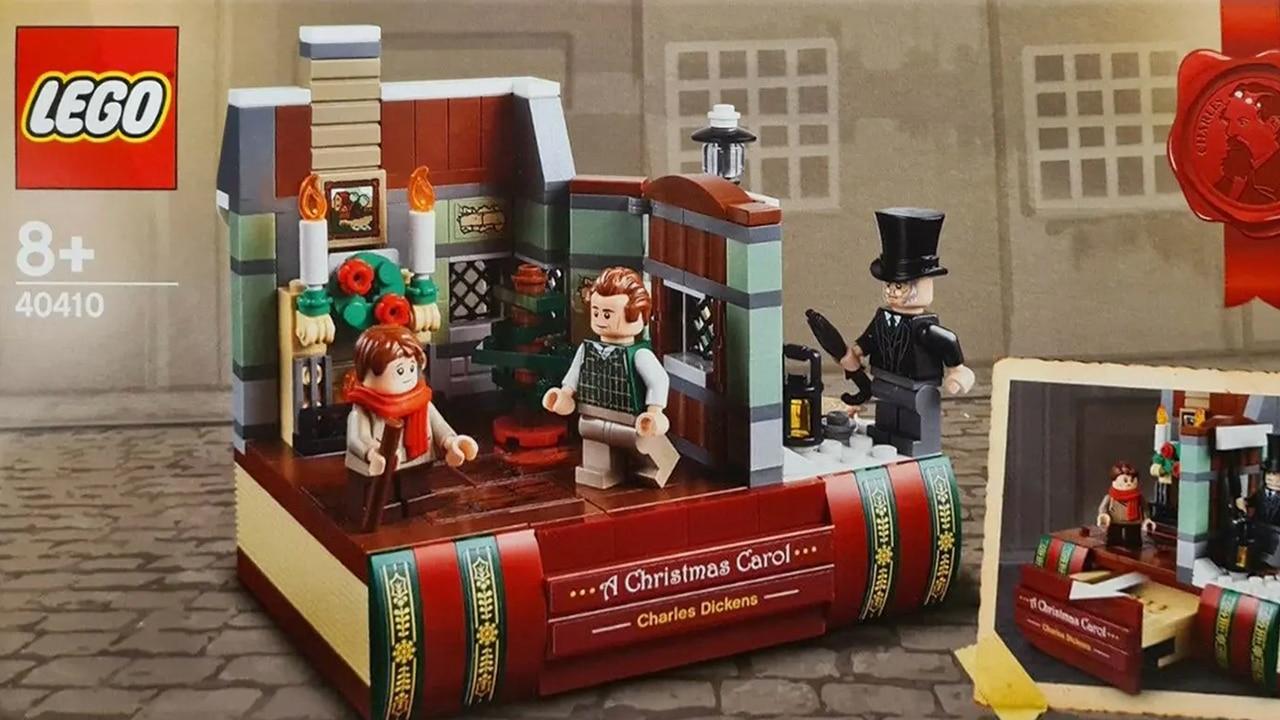 Stonewars Adventskalender LEGO 40410