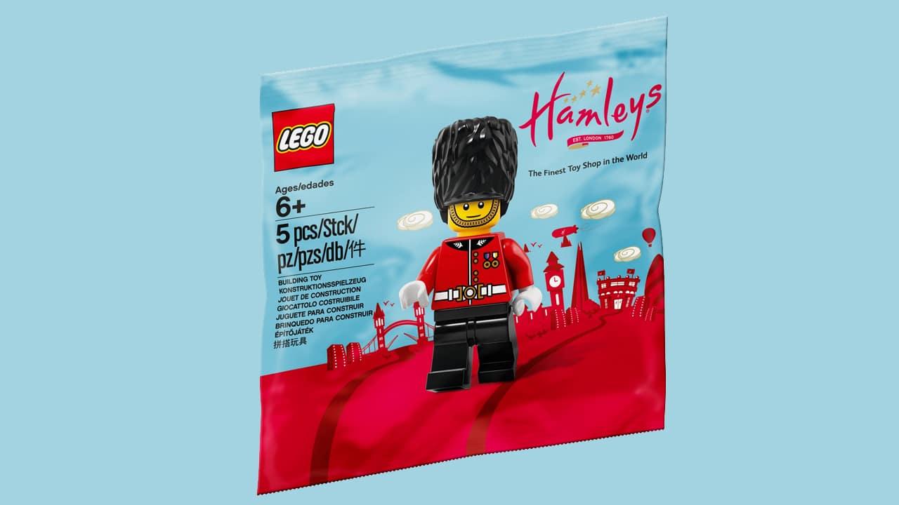 Stonewars Adventskalender LEGO Hamleys Minifigure