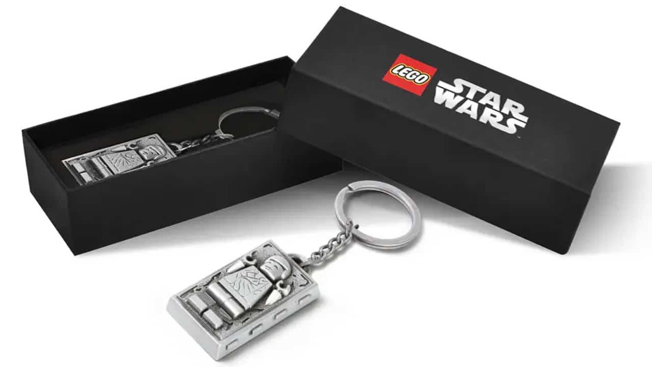 Stonewars Adventskalender LEGO Han Solo Carbonit