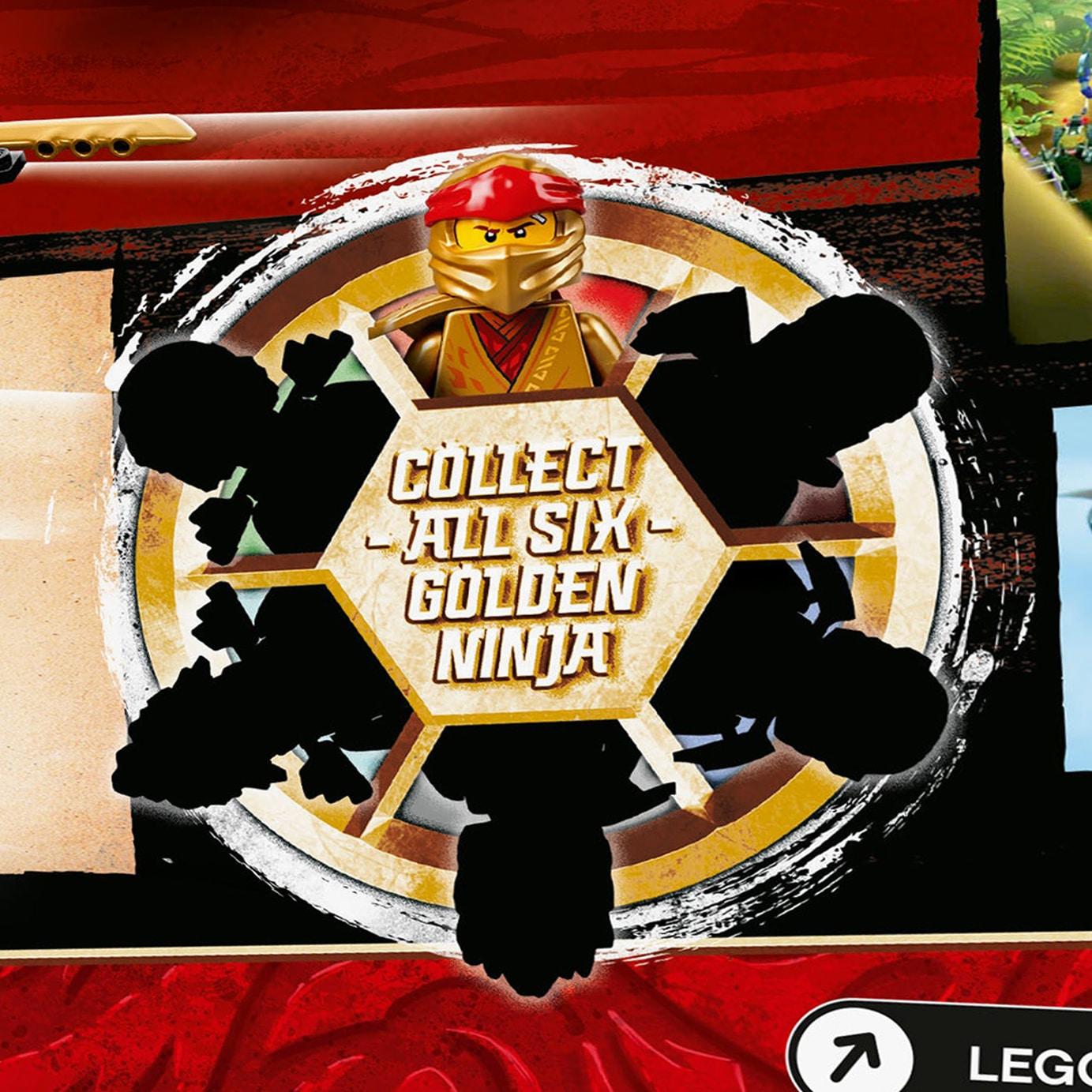 10 Jahre Ninjago Goldene Ninjas 6