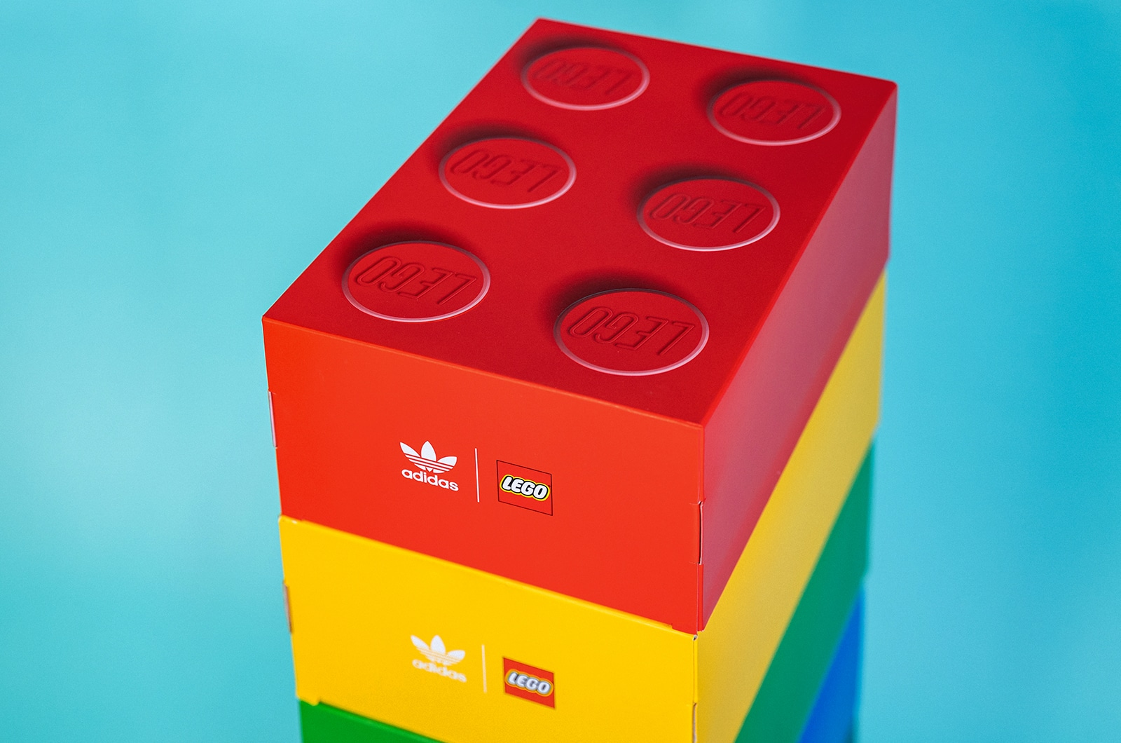 Adidas X LEGO ZX8000 Color Pack April 2021