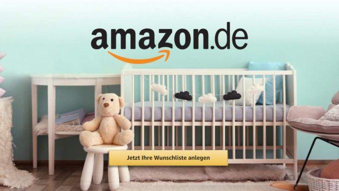 Amazon Wunschliste Baby Gutschein
