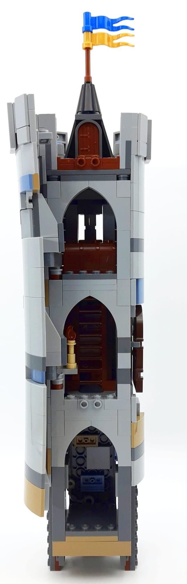 Bl19001 Castle Löwenstein Official Expansion Anpassungen Am Großen Turm 01