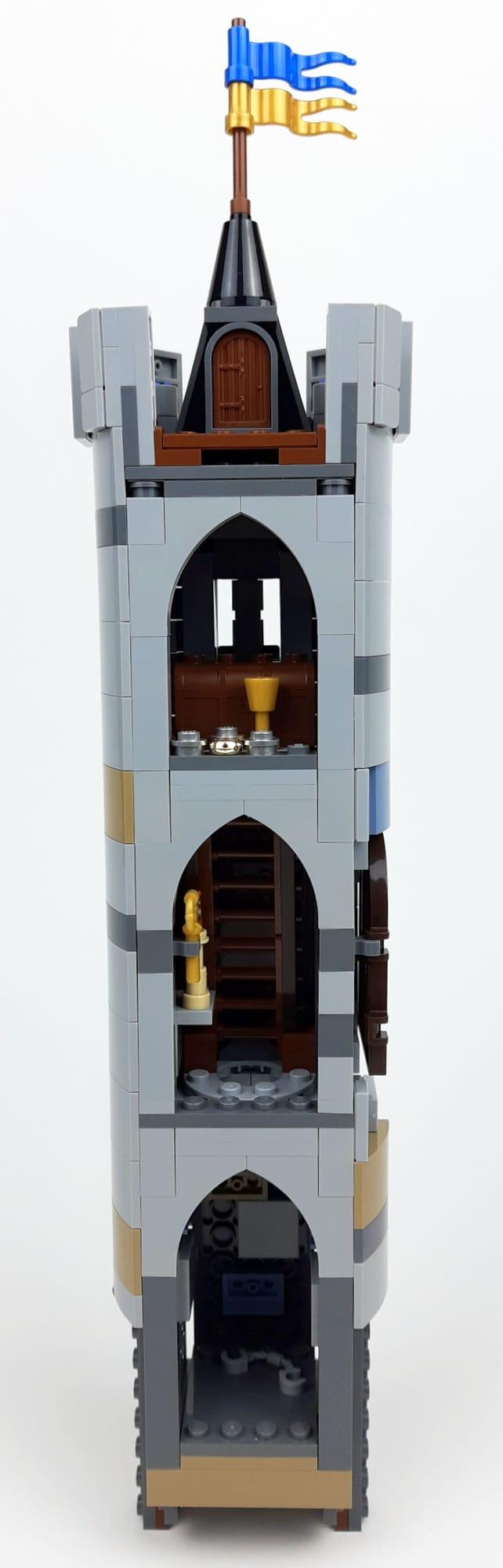 Bl19001 Castle Löwenstein Official Expansion Anpassungen Am Großen Turm 02