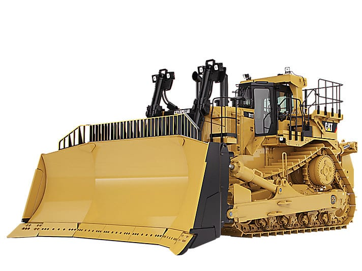 Cat D11t Bild Homepage