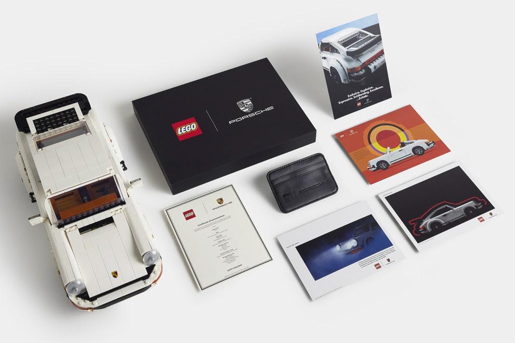 LEGO 10295 Porsche 911 Turba Targa 2