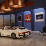 LEGO 10295 Porsche 911 Turba Targa 8