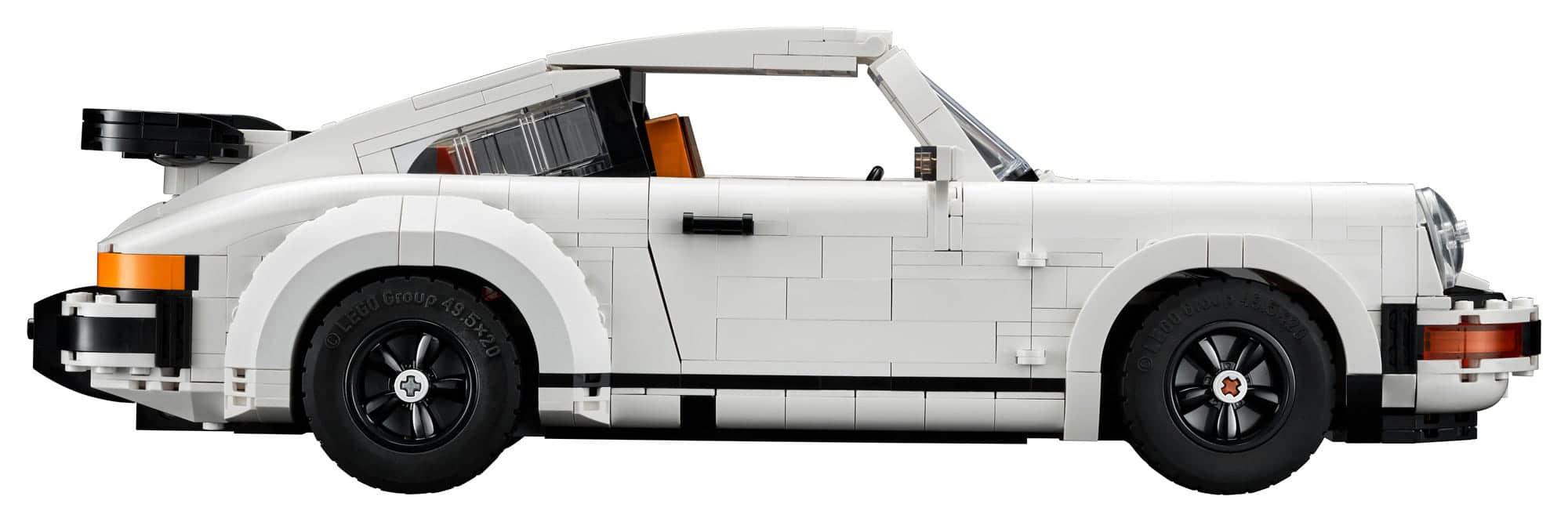LEGO 10295 Porsche 911 Turbo Seite