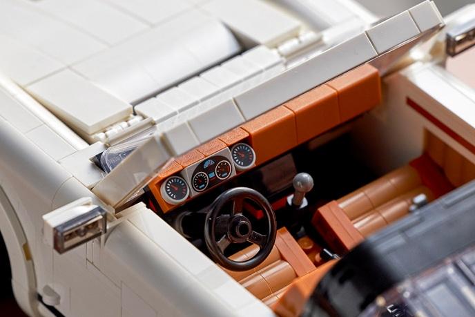 LEGO 10295 Porsche Neue Teile 01