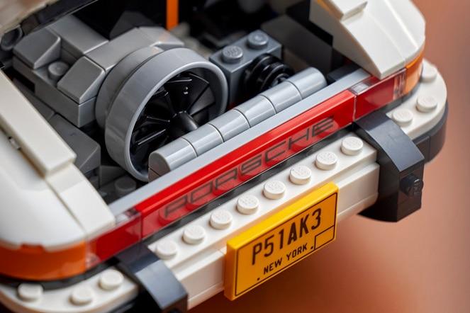 LEGO 10295 Porsche Neue Teile 02