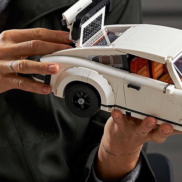 LEGO 10295 Porsche Neue Teile 03