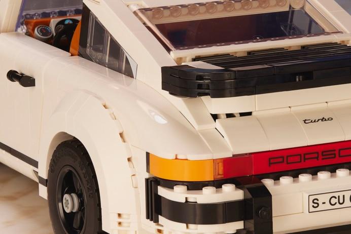 LEGO 10295 Porsche Neue Teile 04