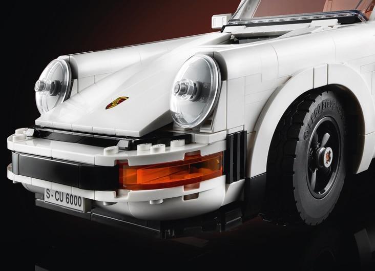 LEGO 10295 Porsche Neue Teile 05